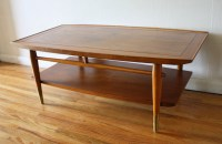 Mid Century Modern Lane Copenhagen Coffee Table | Picked ...