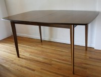 Mid Century Modern Broyhill Brasilia Dining Table | Picked ...