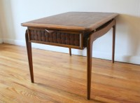 Mid Century Modern Coffee Table and Side End Table from ...