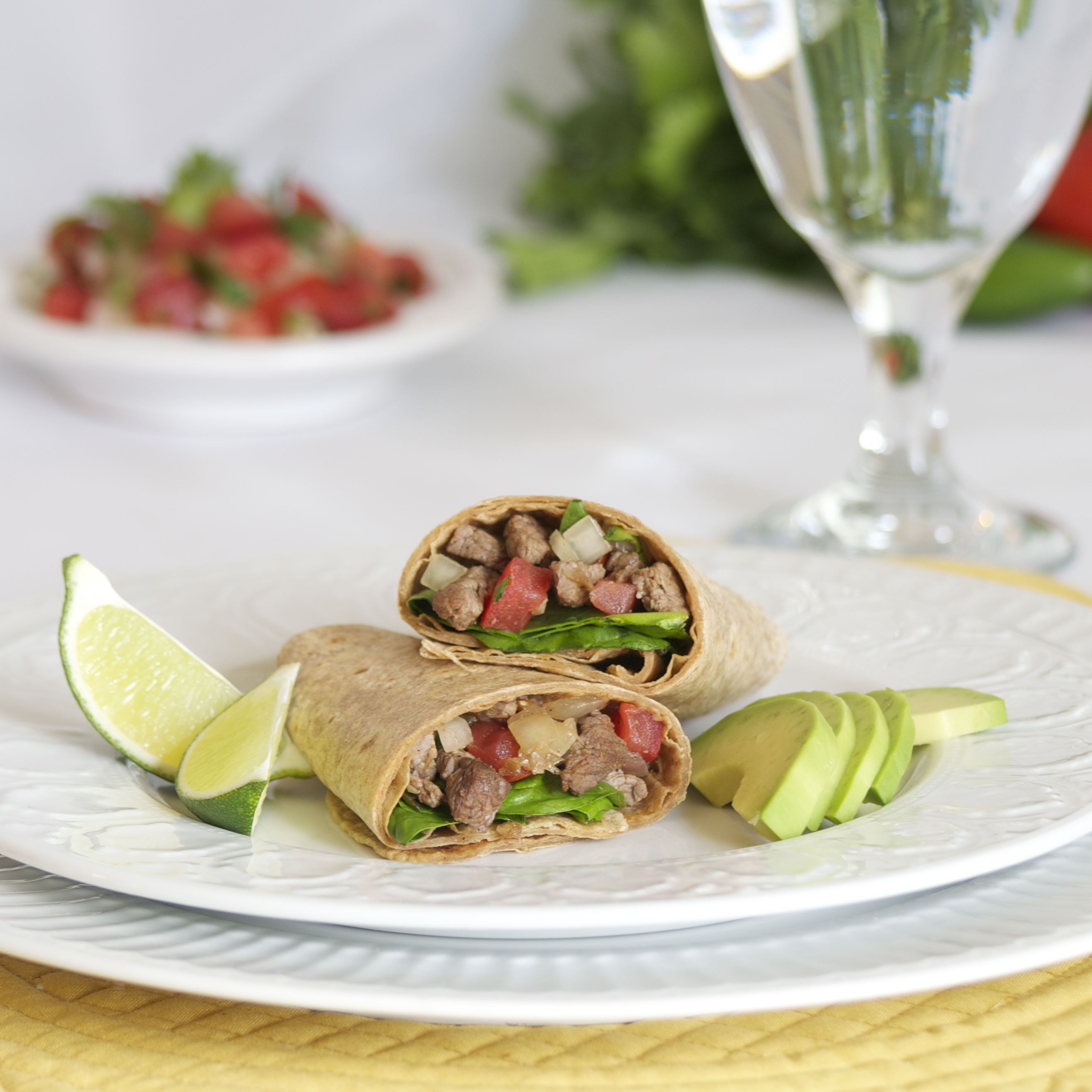 Carne Asada Burritos | Pick Fresh Foods