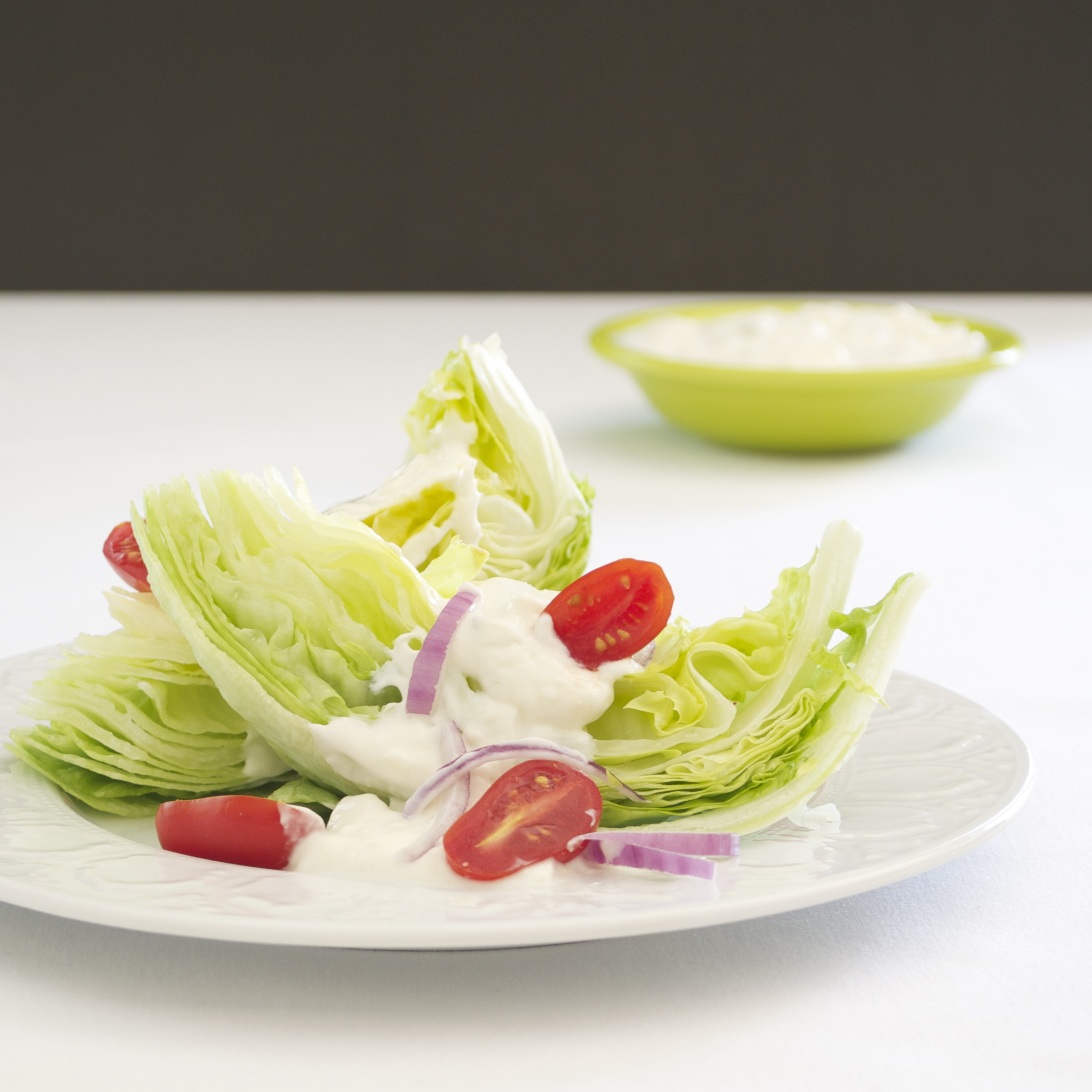 Creamy Blue Cheese Dressing Pictures to pin on Pinterest