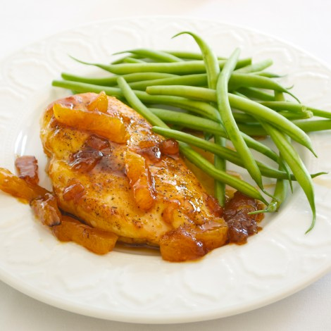 Apricot Glazed Chicken