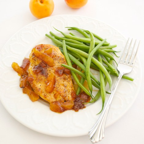 Apricot Glazed Chicken | Pick Fresh Foods