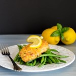 Spicy Lemon Basil Chicken
