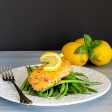 Spicy Lemon Basil Chicken-7