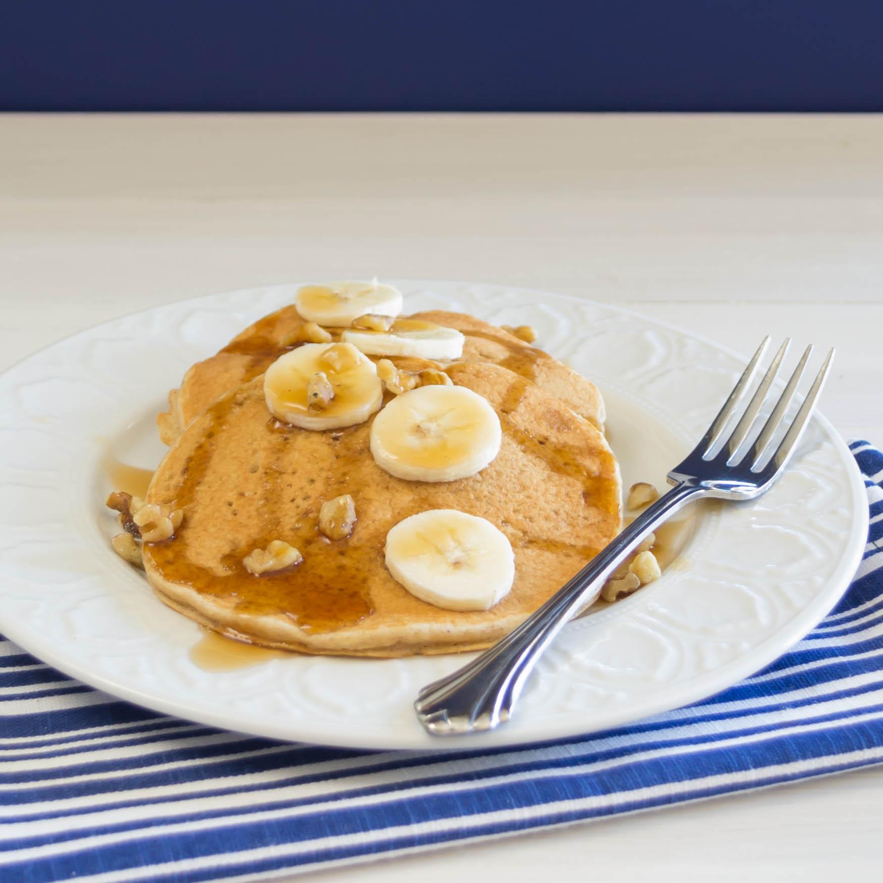Banana Nut Pancakes | Pick Fresh Foods