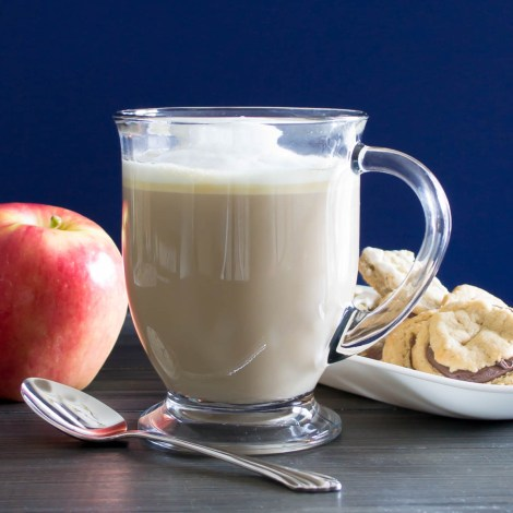 White Chocolate Vanilla Latte | Pick Fresh Foods