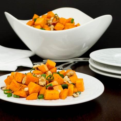 Roasted Sweet Potato Salad | Pick Fresh Foods