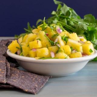 Pineapple Salsa | Pick Fresh Foods-6
