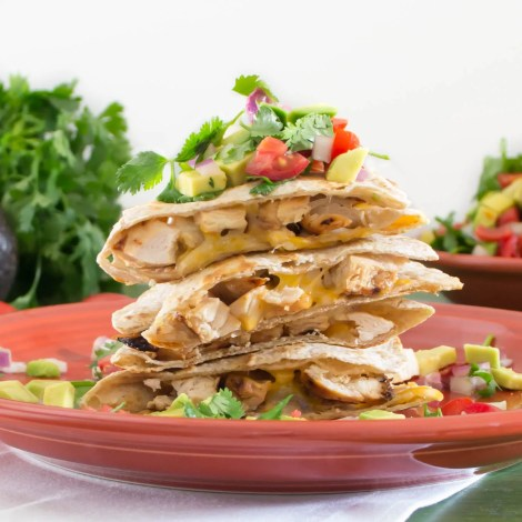 Grilled Honey Lime Chicken Quesadillas   Pick Fresh Foods