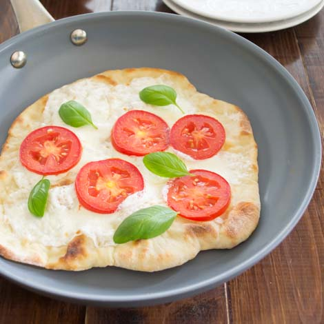 Pizza in a pan