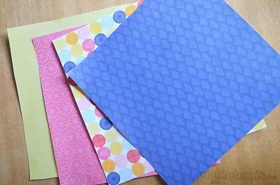 Origami Star Boxes with Printable Origami Paper - Picklebums