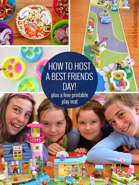Best Friends Day - Picklebums