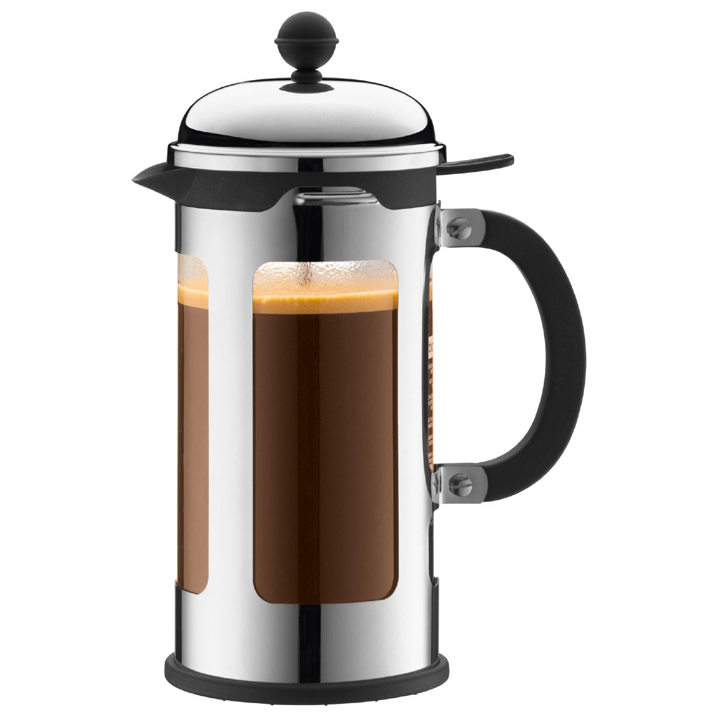 Bodum Tassen Bodum Chambord Coffee Maker 8 Cups 1 L Stainless Steel Shiny French Press 11172 16 At About Tea De Shop