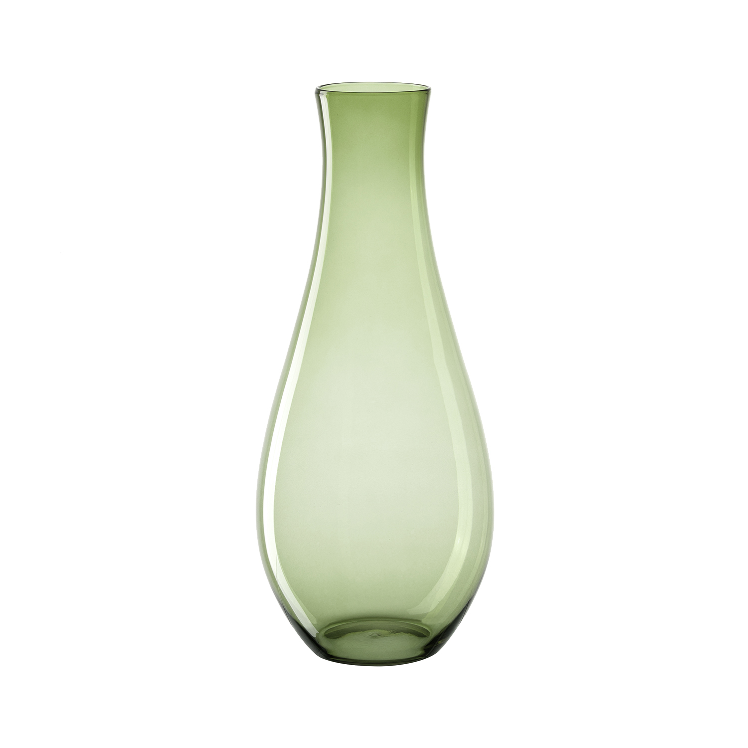 Leonardo Vase Leonardo Giardino Vase Flower Vase Decoration Decor Glass Green H 60 Cm 10347 At About Tea De Shop