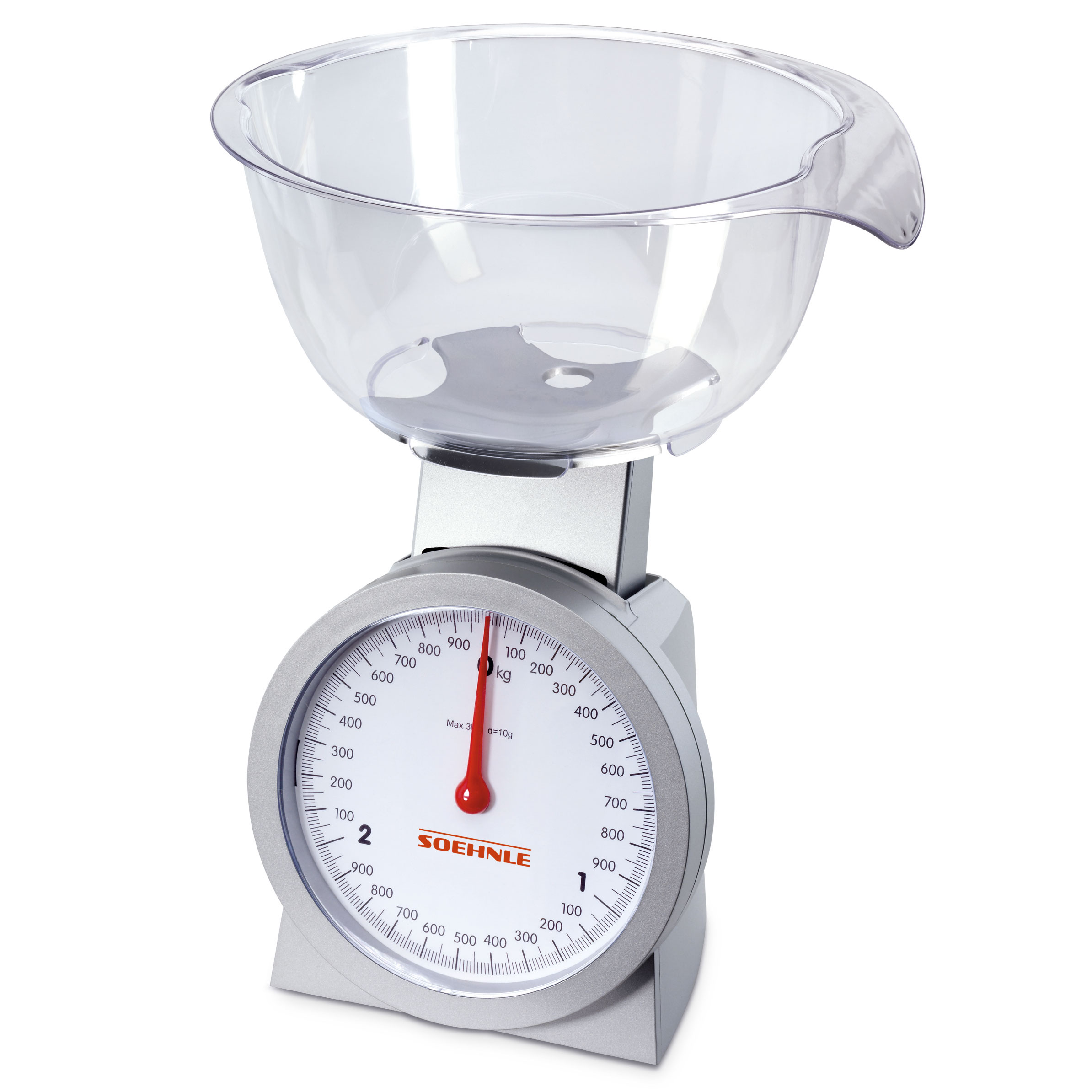 Real Küchenwaage Soehnle Kitchen Scale Actuell Analog Scale Scale With Mixing Bowl 3kg 65041 At About Tea De Shop