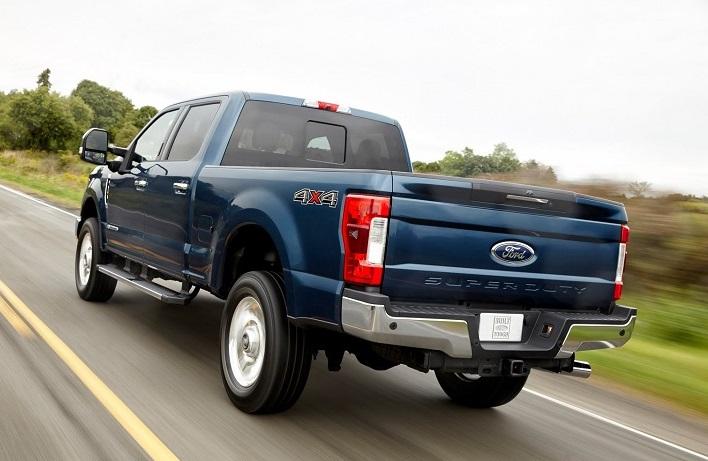 2018 Ford F-250 - Diesel, Price, Towing Capacity - 2018-2019 Pickup
