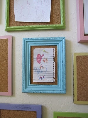 10 creative uses for old picture frames page 10 of 11 for Creative ideas for old picture frames