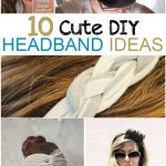 10 Cute DIY Headband Ideas