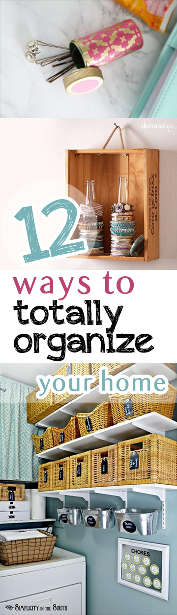 Home Organization, Home Organization Tips and Tricks, Popular Pin, Organization Hacks, Clean Home, Organized Home, Clutter Free Home.
