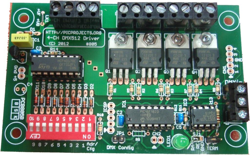 Dmx Control Wiring Diagram Wiring Diagram