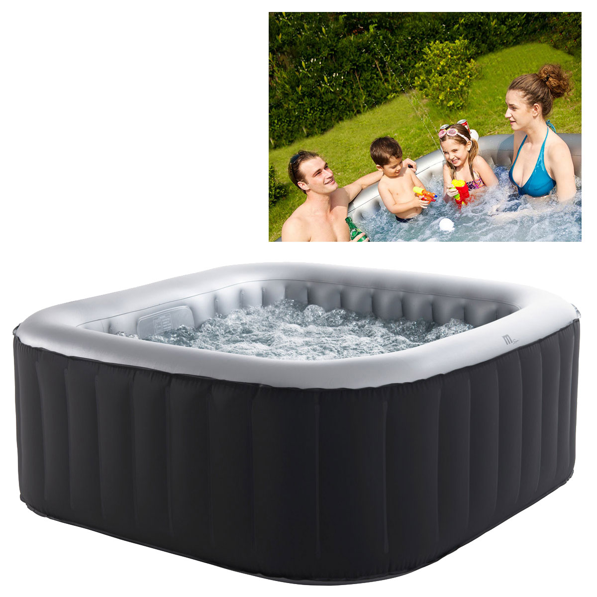 Pool Filterpumpe Funktion Whirlpool In Outdoor Pool Wellness Heizung Massage