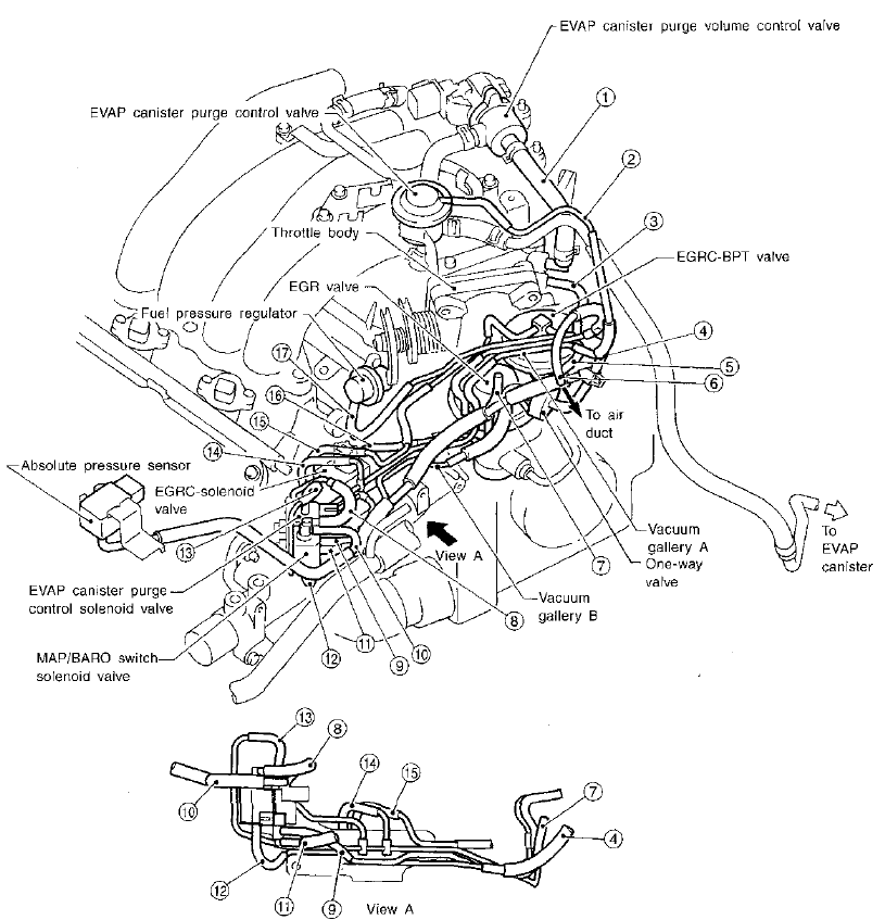 2000 nissan quest gxe wiring diagram