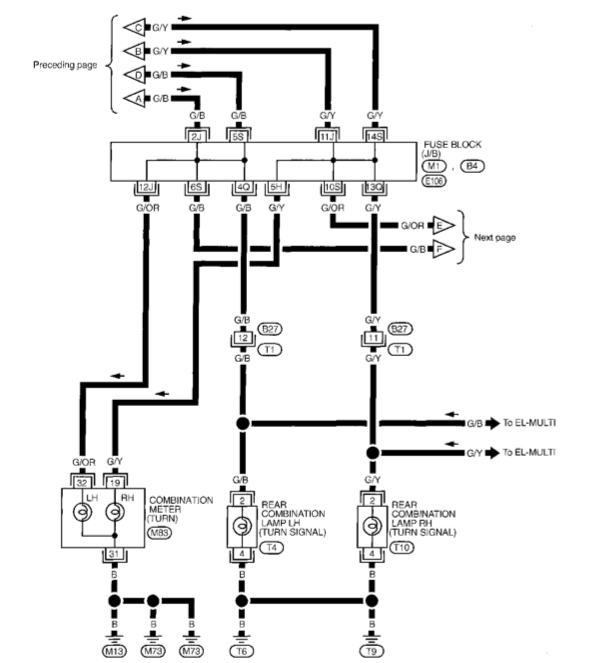 96 nissan maxima wiring diagram