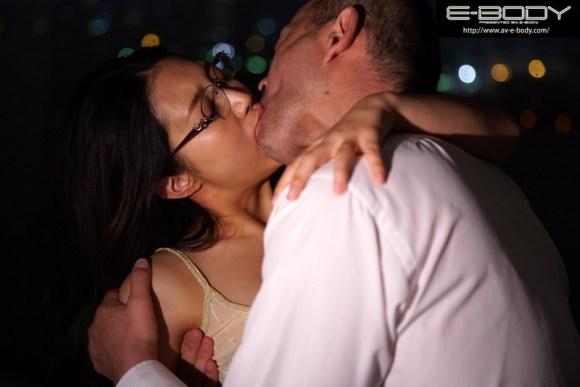 佐倉ねね ねっとり濃厚な接吻と発情ベロキス性交サンプルイメージ8枚目