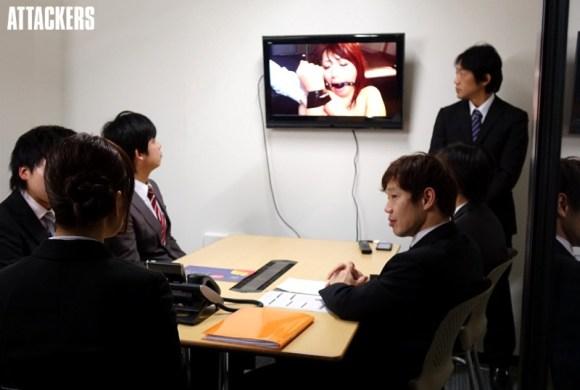 香西咲 奈落に堕ちたインテリ女上司サンプルイメージ9枚目