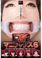 口腔マニアックス 6 〜口の中が好き〜