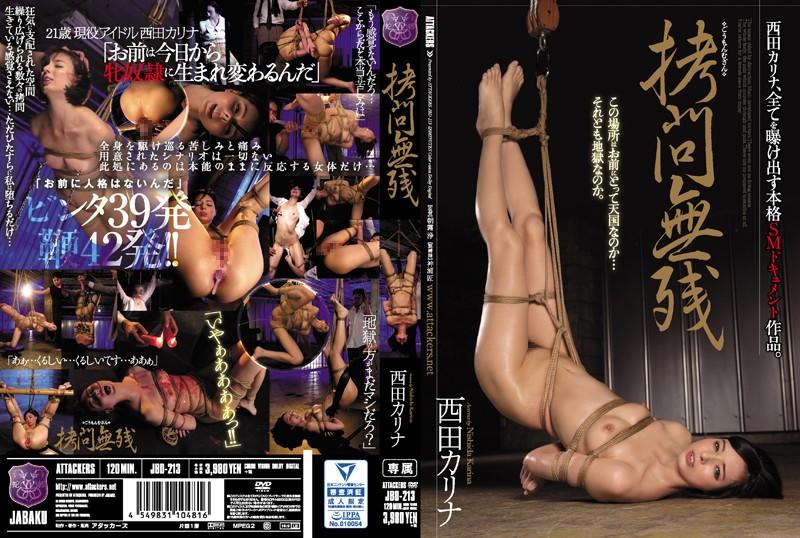 JBD-213 Torture Tragedy Karina Nishida
