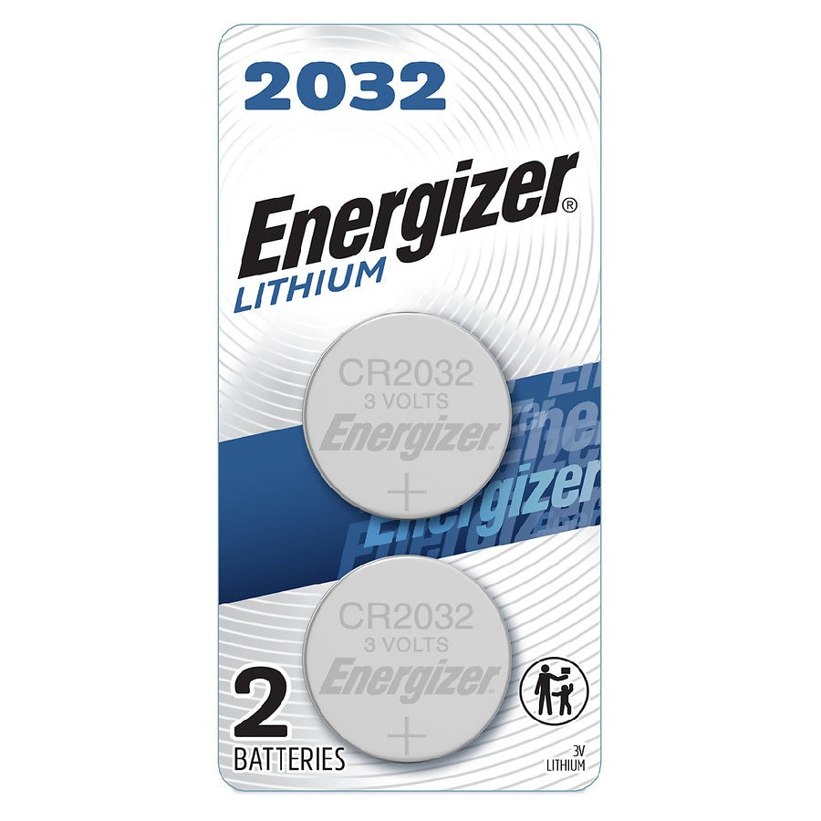 Cr2032 Battery Energizer Watch Electronic Lithium Batteries 2032