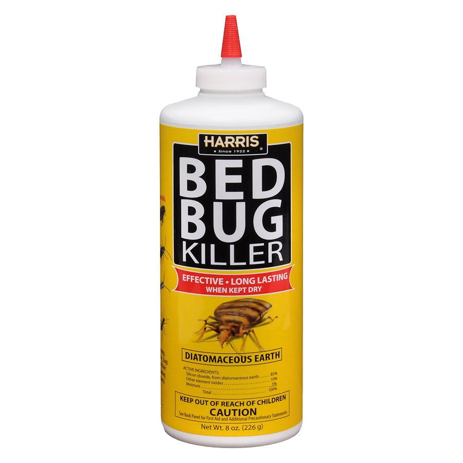 Sprays For Bed Bugs Harris Bed Bug Killer