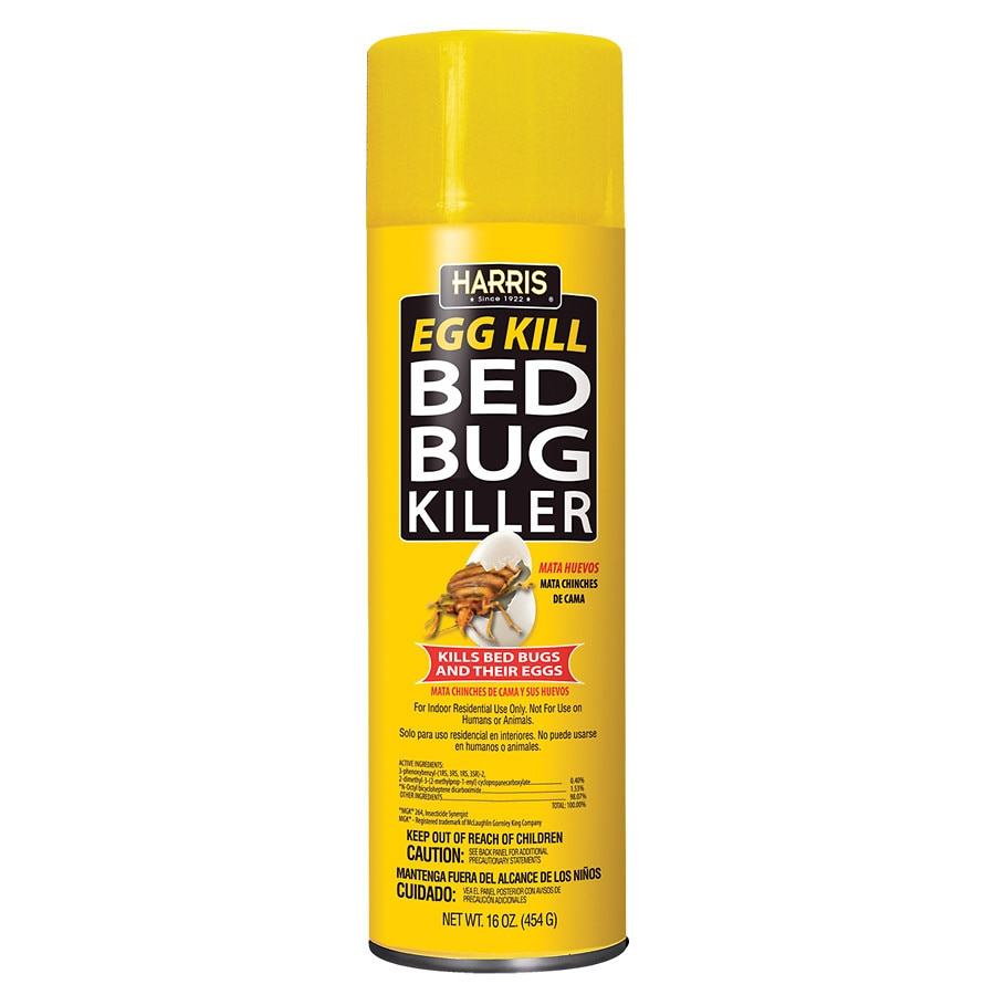 Sprays For Bed Bugs Harris Egg Kill Bed Bug Killer