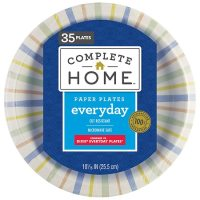 Nice! Everyday Paper Plates 10 1/16in 10 1/16in | Walgreens