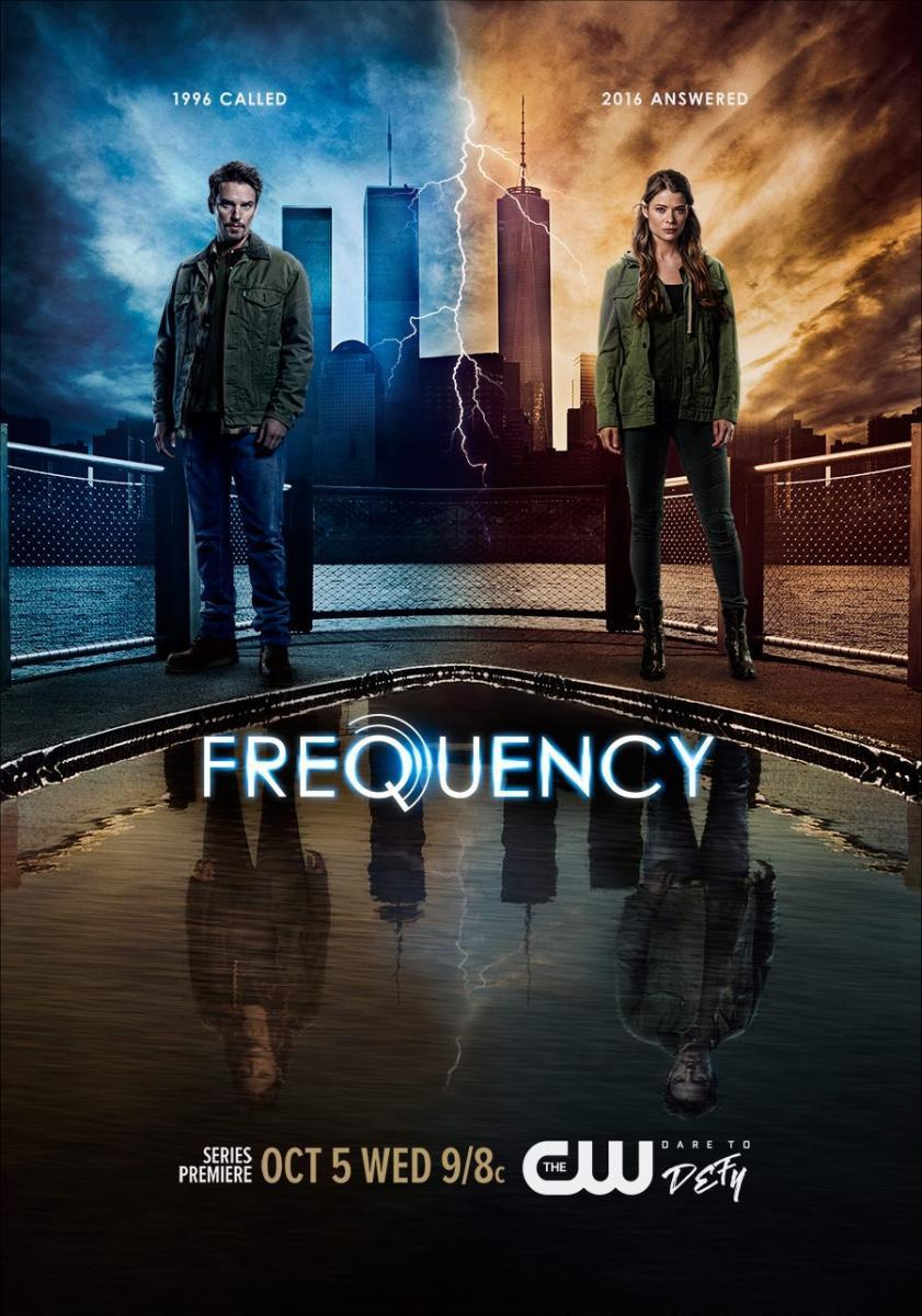 Frequency Tv Frequency Tv Series 2015 Filmaffinity