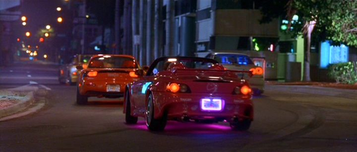 Neon Car Wallpaper With Girls Imcdb Org 2001 Honda S2000 Ap1 In Quot 2 Fast 2 Furious 2003 Quot