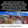 Some Toys Rus Locations Are Implementing Quiet Hours Where Lights Are Dimmed And Music Is Turned
