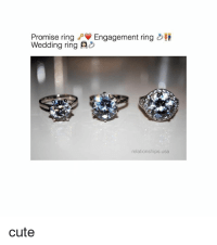 Promise Ring PV Engagement Ring Wedding Ring Relationships ...