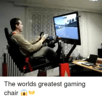 25+ Best Memes About Game Chair | Game Chair Memes