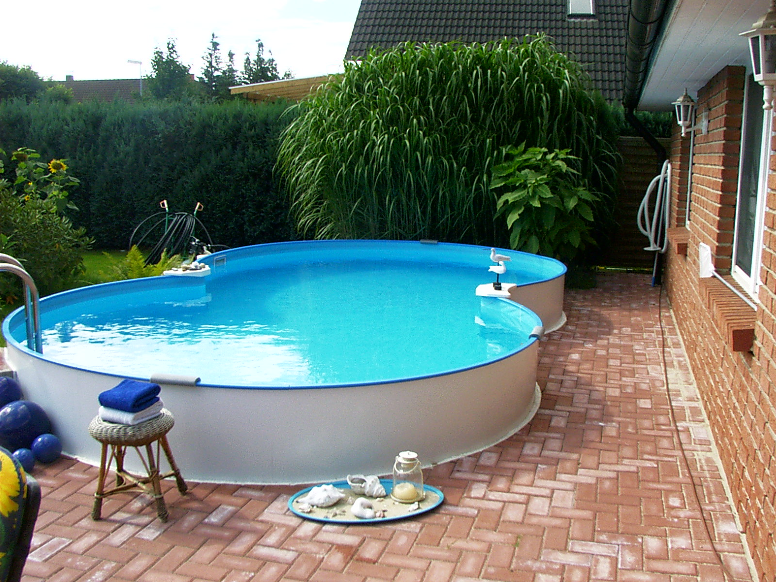 Pool Garten Aufblasbar Garten Pool Contemporary Garten Pool Pools For Home