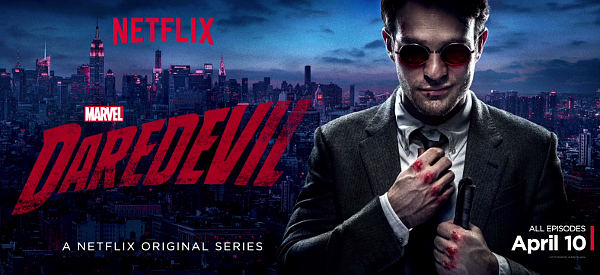 Daredevil Teaser Poster