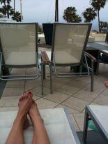Charissa Thompson Feet