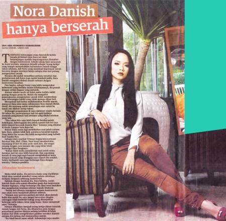 Nora Danish 2016