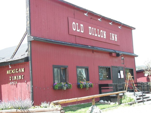 Silverthorne, CO : Old Dillon Inn