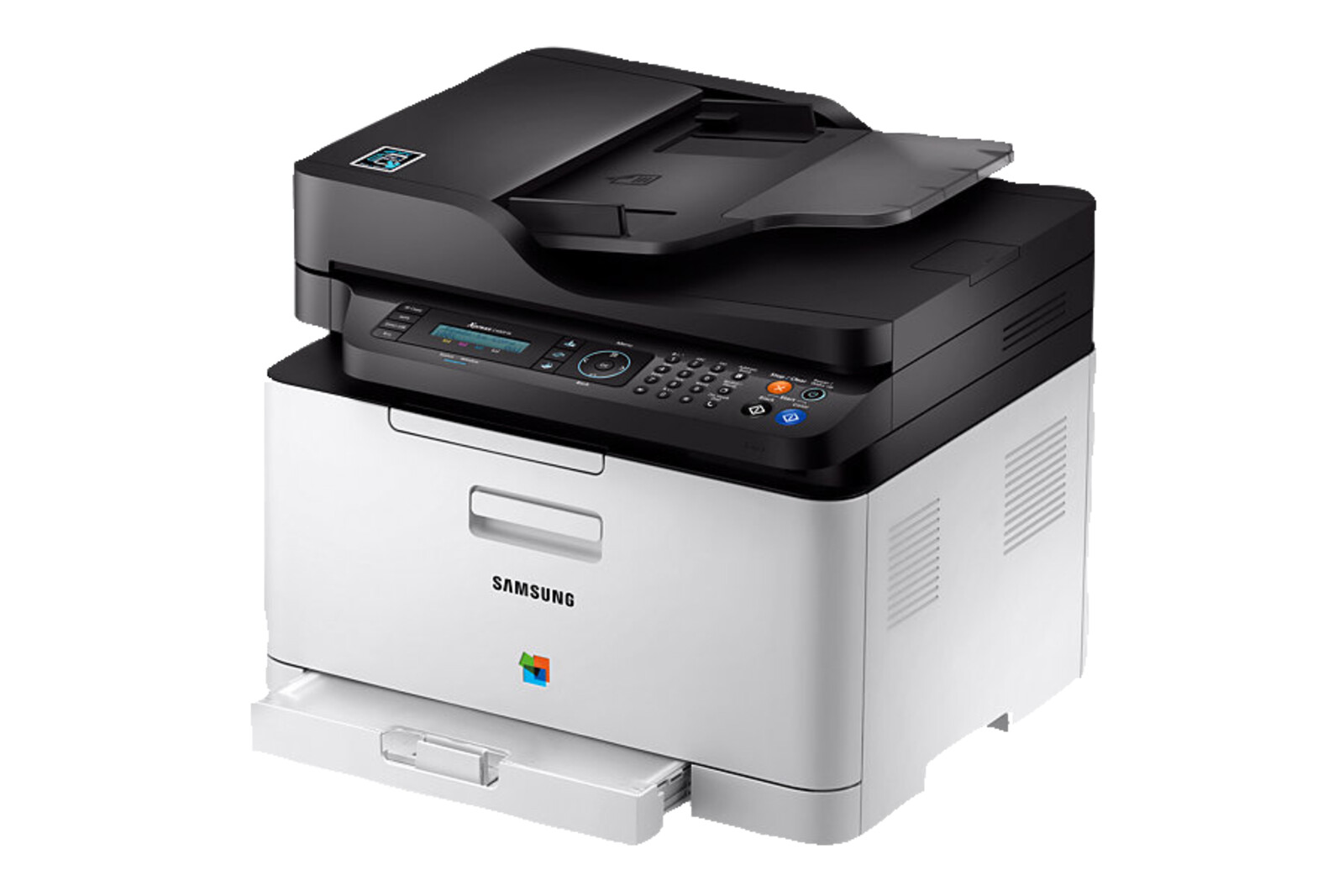 Samsung Multifunktionsdrucker Samsung Xpress C480fw 4 In 1 Laser Multifunktionsdrucker