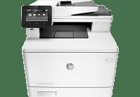 HP Color LaserJet MFP M477fnw, Multifunktionsdrucker ...