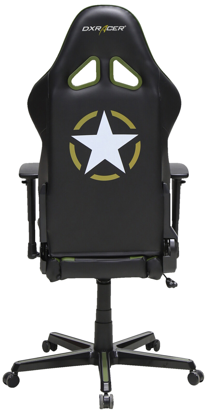 Dxracer Sessel Details Zu Dxracer Racing R52 Gaming Chair Call Of Duty Wwii Edition Gaming Stuhl Schwarz