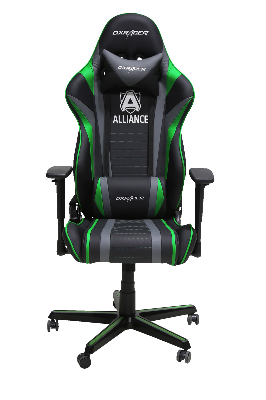 Dxracer Sessel Details Zu Dxracer Racing R59 Gaming Chair Alliance Edition Gaming Stuhl Schwarz Grün